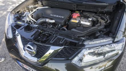 Der 177 PS-Diesel des Nissan X-Trail ist der stärkste im Vergleich.