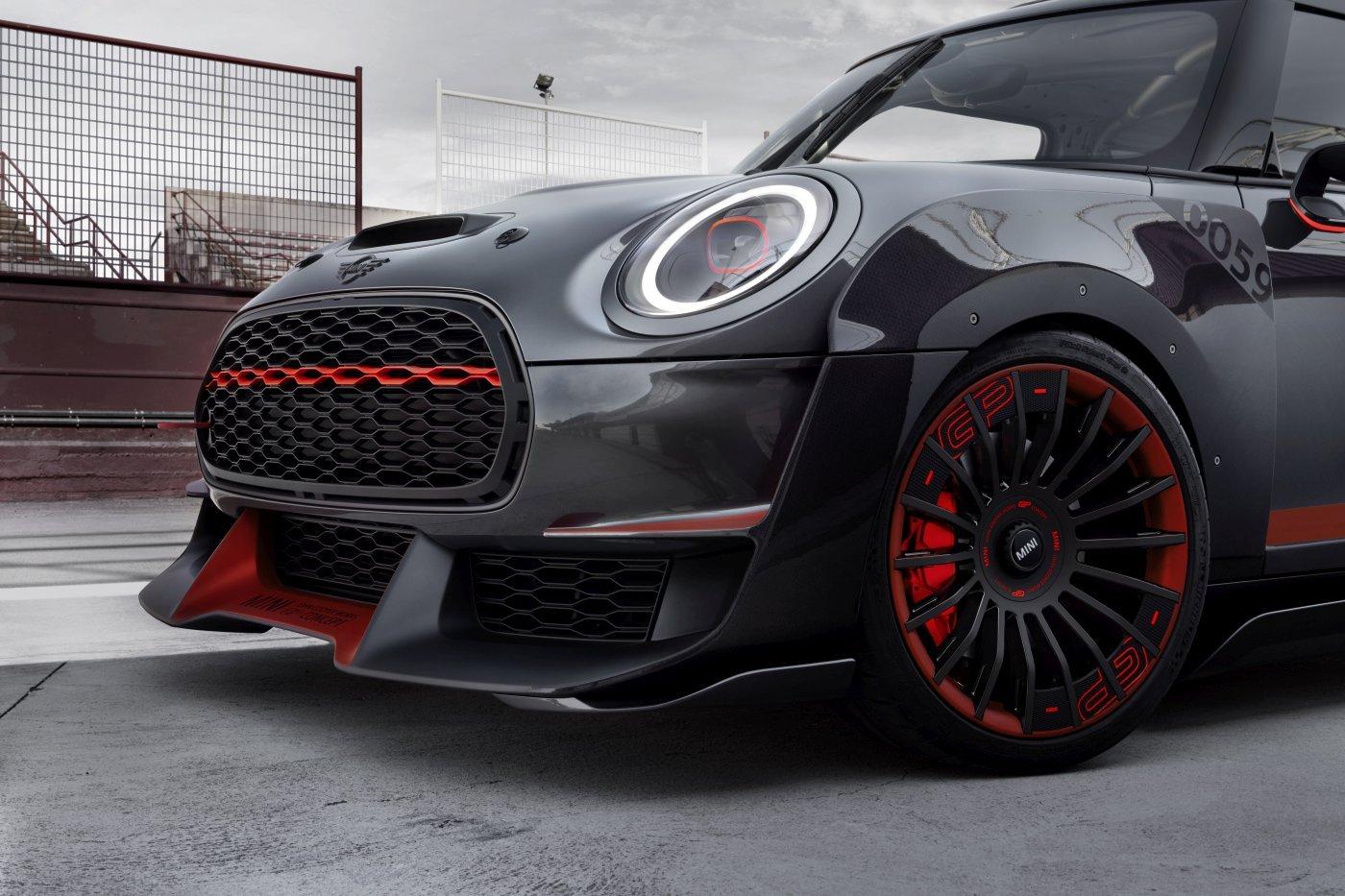 Mini John Cooper Works Gp Mit über 300 Ps Angekündigt Alles Auto