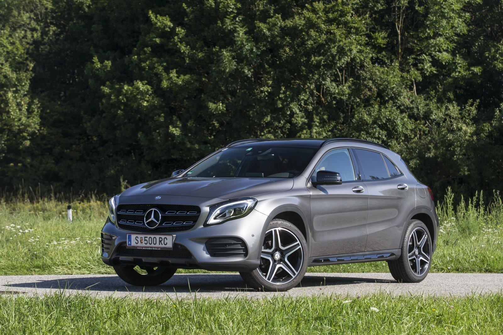 TEST: Mercedes GLA 200 d 4MATIC - ALLES AUTO