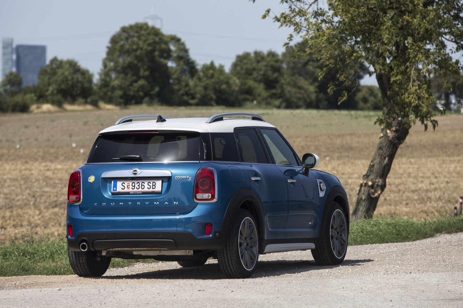 test mini cooper s e all4 countryman alles auto. Black Bedroom Furniture Sets. Home Design Ideas