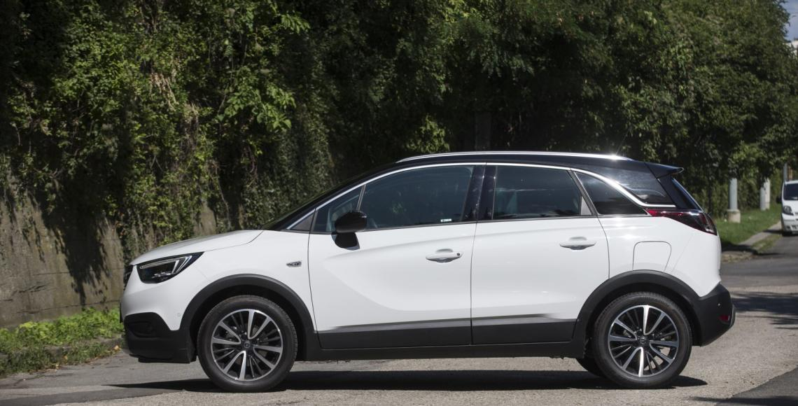 TEST: Opel Crossland X Innovation 1,2 Turbo - ALLES AUTO