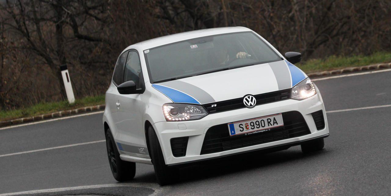 220 PS-Hammer. Der limitierte Polo R WRC kam mit dem Zweiliter-Turbo aus dem Golf GTI daher – als Rallye-Homologationsmodell hat er definitiv das Potenzial zum Klassiker.