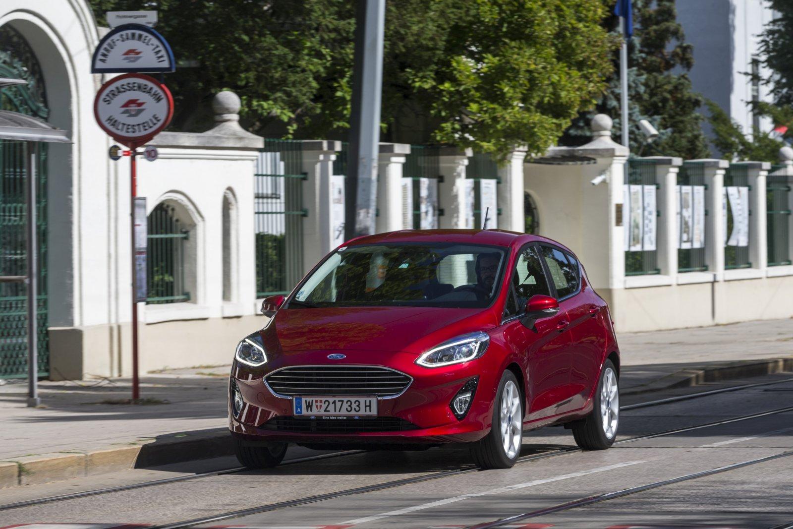 Großer Test Ford Fiesta 10 Ecoboost Titanium Alles Auto