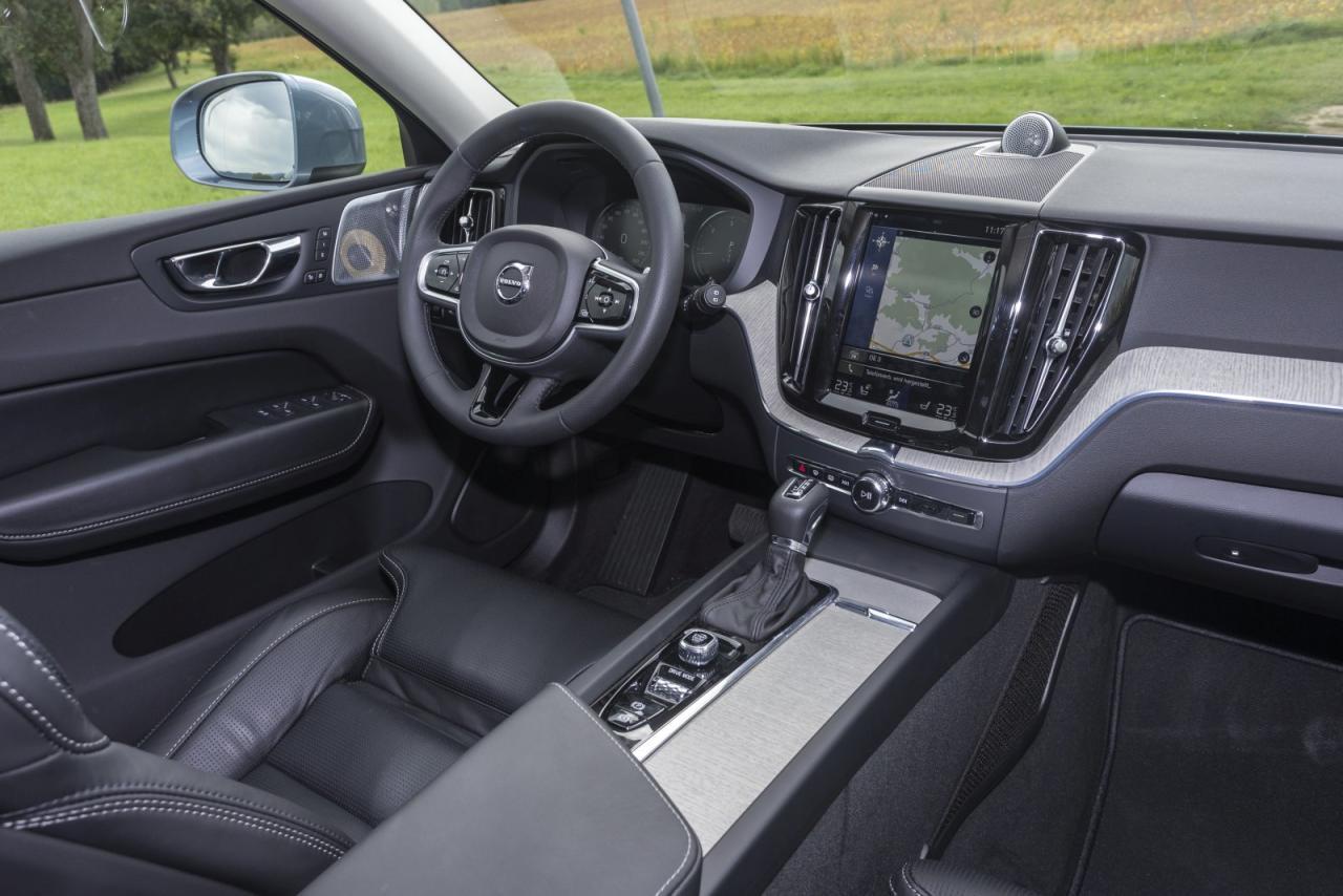 Test volvo xc60 d4 awd geartronic alles auto for Interieur gegenteil