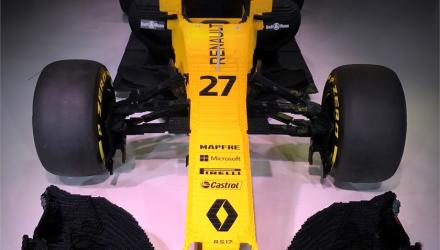 Zu bewundern ist er im Alelier Renault an der Champs-Élysées.