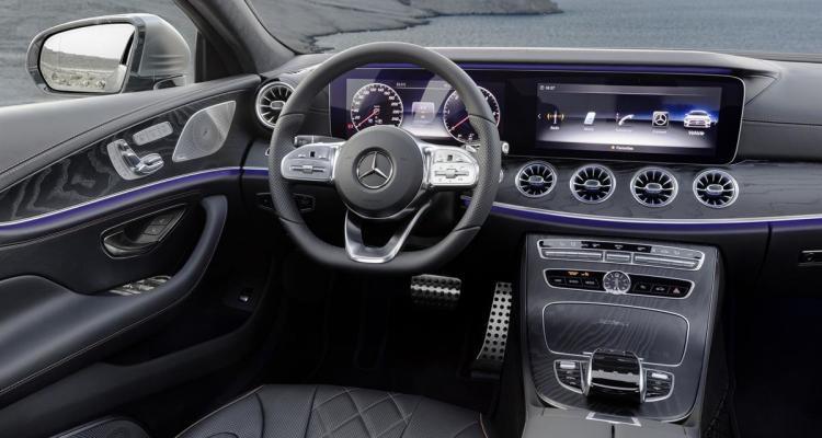 Der neue Mercedes-Benz CLS - Das Original in dritter Generation (1)