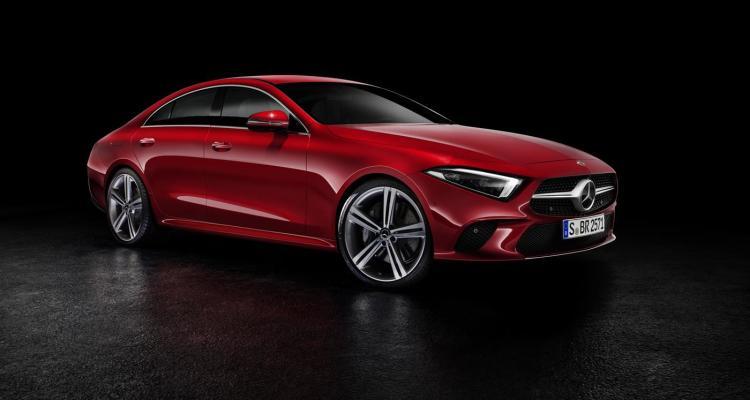 Der neue Mercedes-Benz CLS - Das Original in dritter Generation (5)