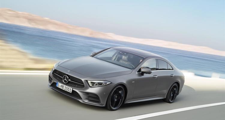 Der neue Mercedes-Benz CLS - Das Original in dritter Generation