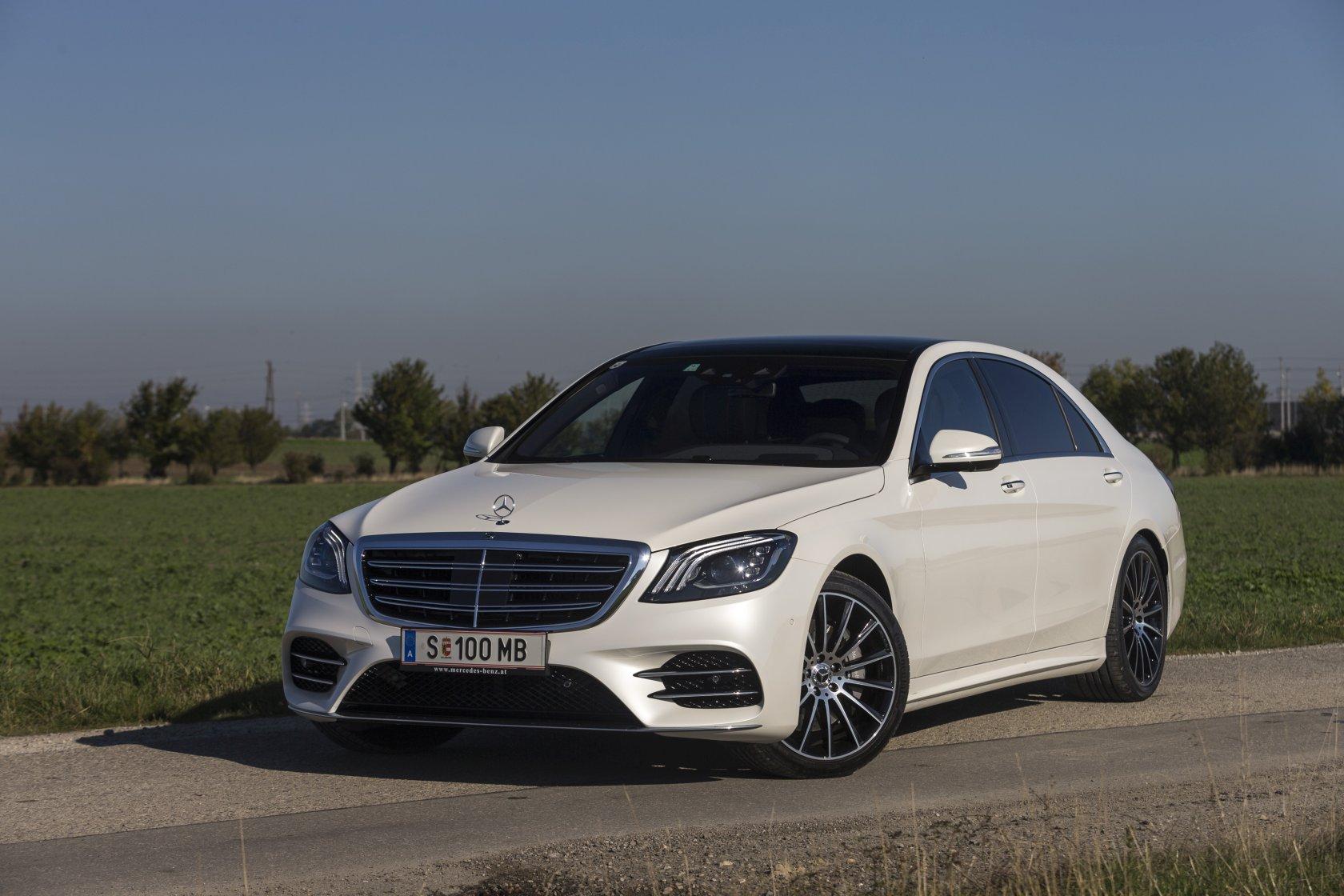 TEST: Mercedes Benz S 400 d 4Matic lang - ALLES AUTO