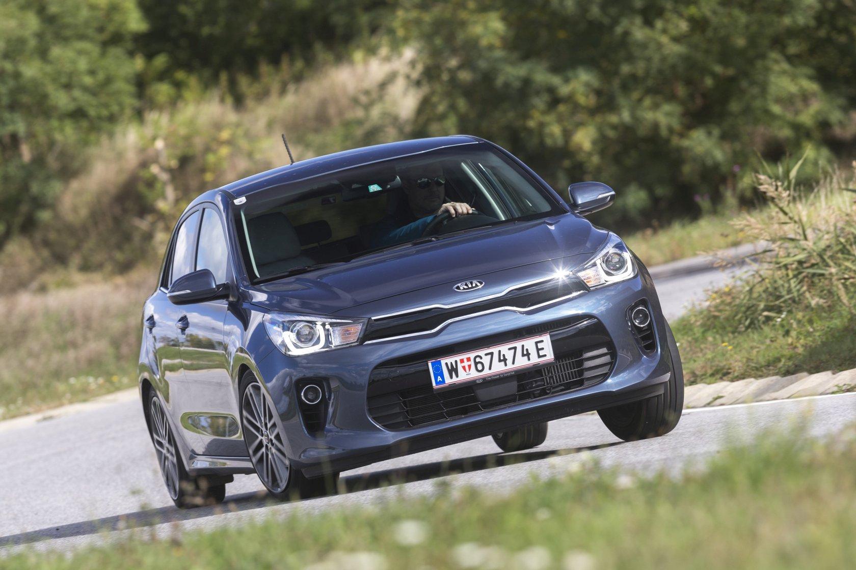 Vergleich: Neuer VW Polo gegen Ford Fiesta, Kia Rio und Seat Ibiza ...