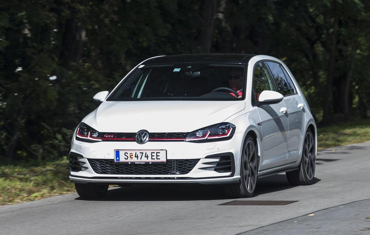 Golf Gti Performance 2017 >> Test Vw Golf Gti Performance Dsg Alles Auto
