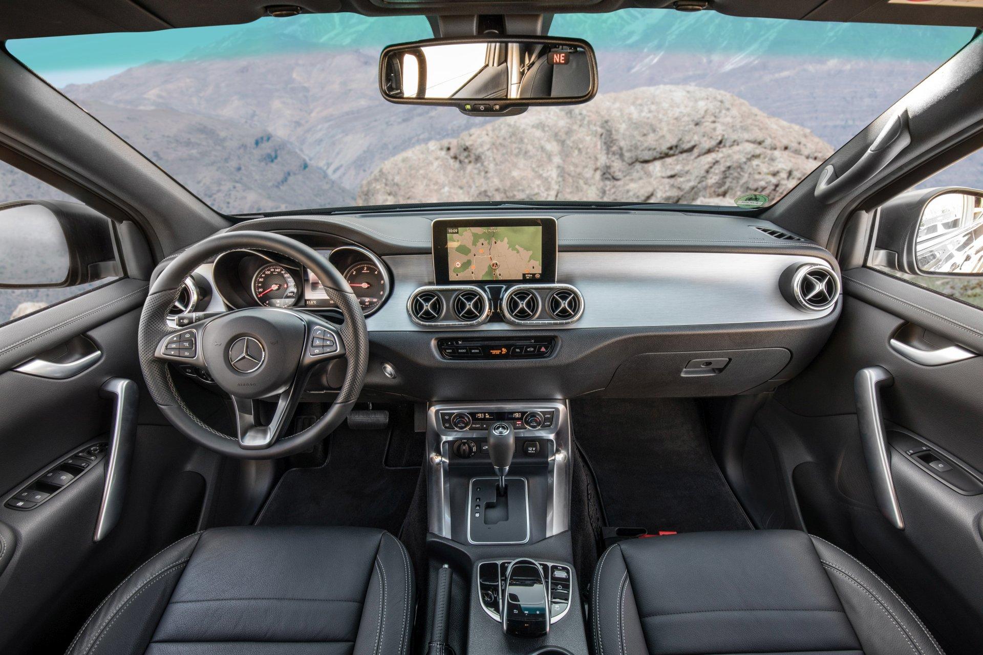 Neue schon gefahren: Mercedes X-Klasse - ALLES AUTO
