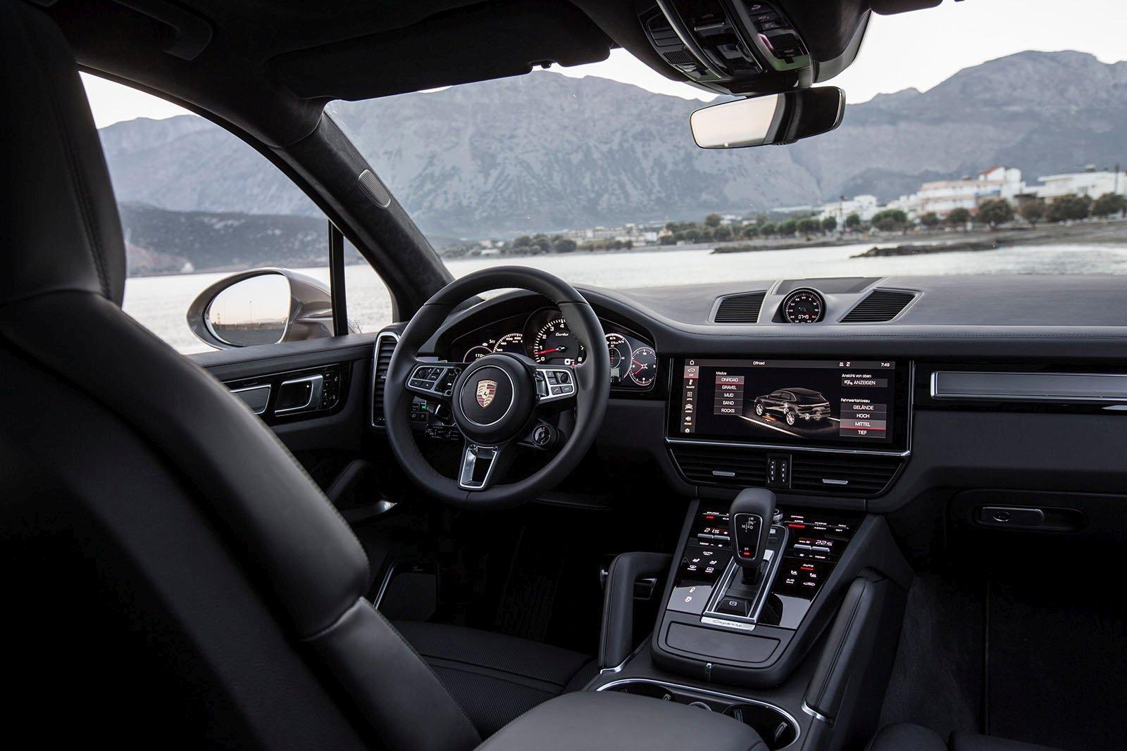 Neue schon gefahren: Porsche Cayenne - ALLES AUTO