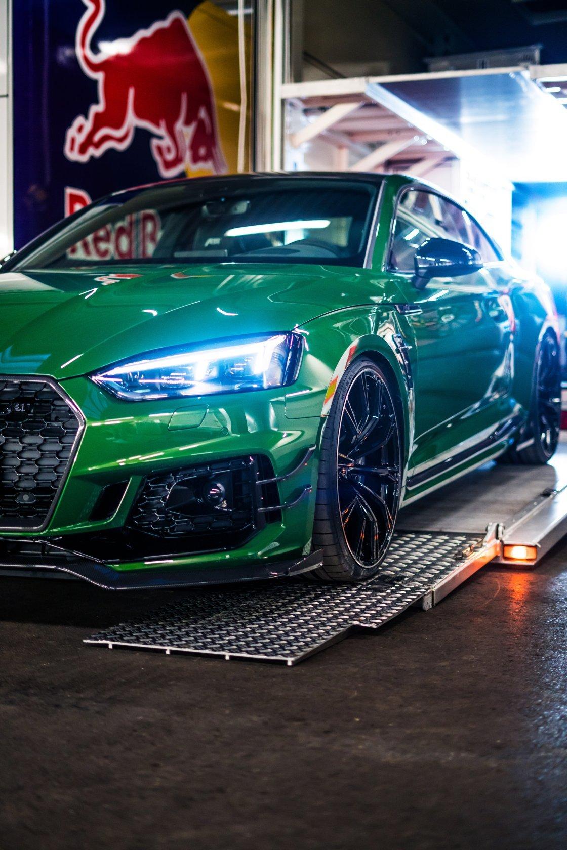 Abt Pumpt Den Audi Rs5 Auf 530 Ps Auf Alles Auto