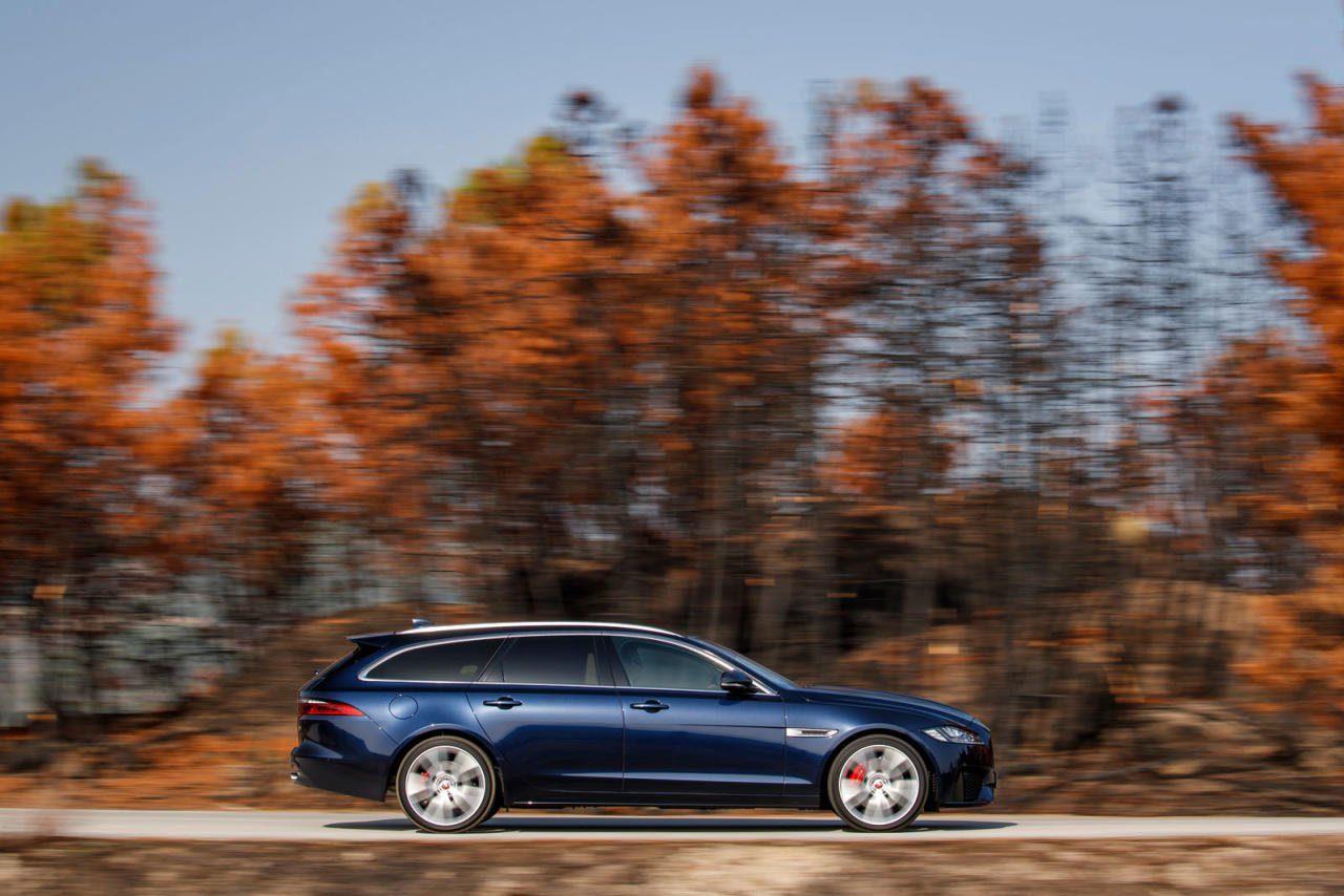 Fahrdynamisch beeindruckt der XF Sportbrake mit hervorragender Balance und souveräner Traktion. Nur der ruppige Chartakter der Vierzylinder-Diesel stört den Premium-Eindruck ein wenig.