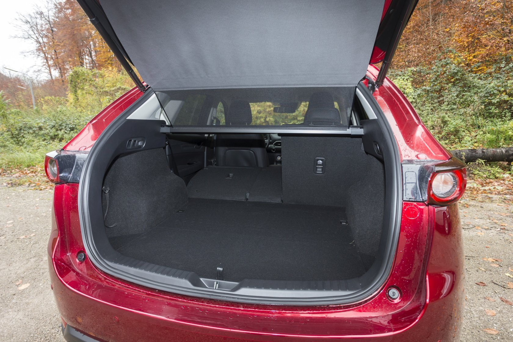 test mazda cx 5 g194 awd revolution top alles auto. Black Bedroom Furniture Sets. Home Design Ideas