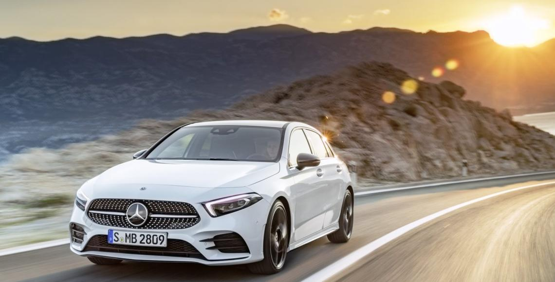 Die neue Mercedes-Benz A-Klasse