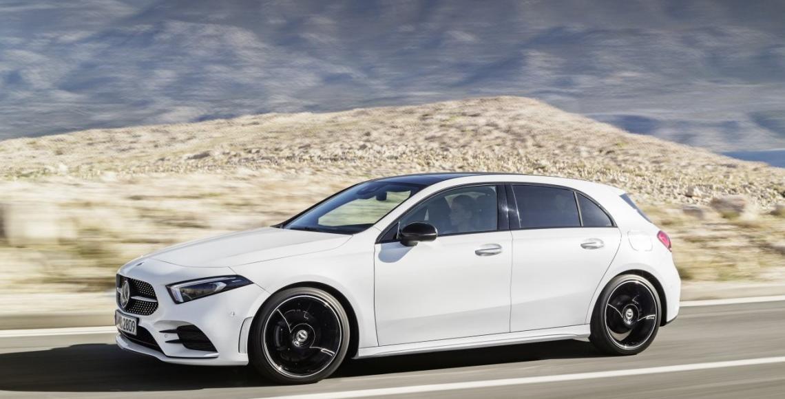 Die neue Mercedes-Benz A-Klasse -1