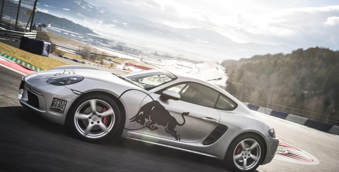 Neue Fahrerlebnisse Porsche Remus Kurve © Philip Platzer Red Bull Content Pool