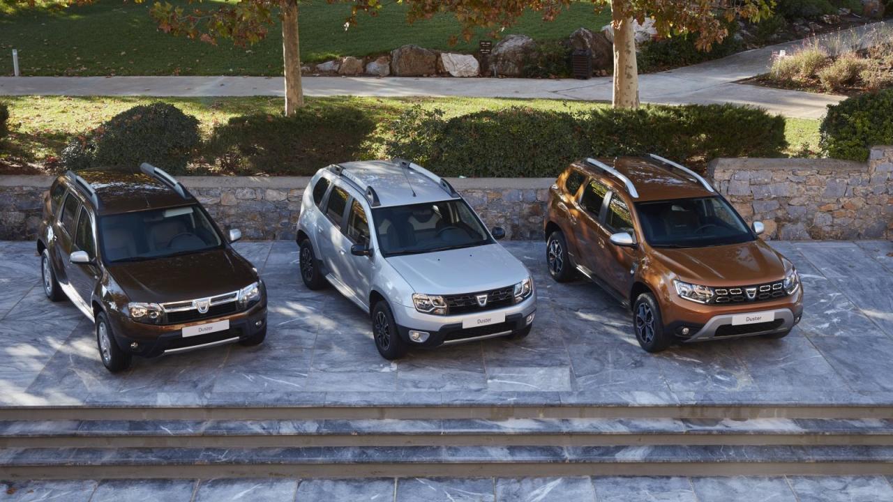 Der neue Dacia Duster geriet keinen Milli- meter größer als der Vorgänger, aber deutlich komfortabler und hochwertiger.