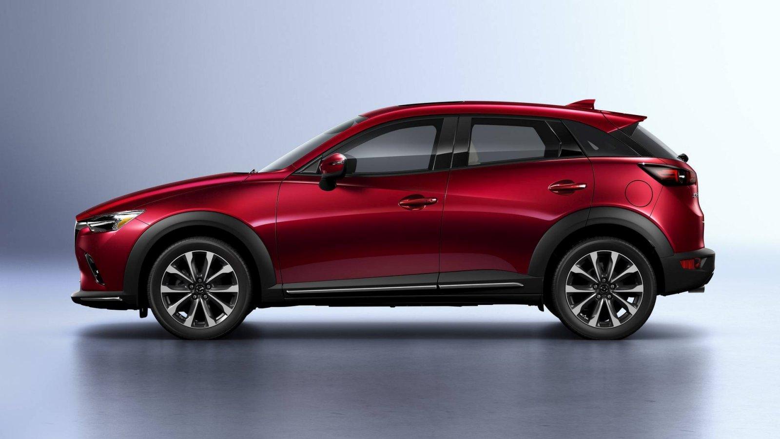 2019 Mazda Cx 3 2