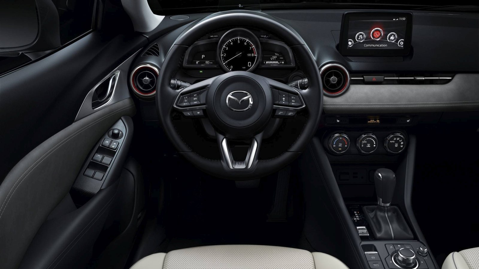 facelift f r den mazda cx 3 alle infos zu der neuheiten. Black Bedroom Furniture Sets. Home Design Ideas