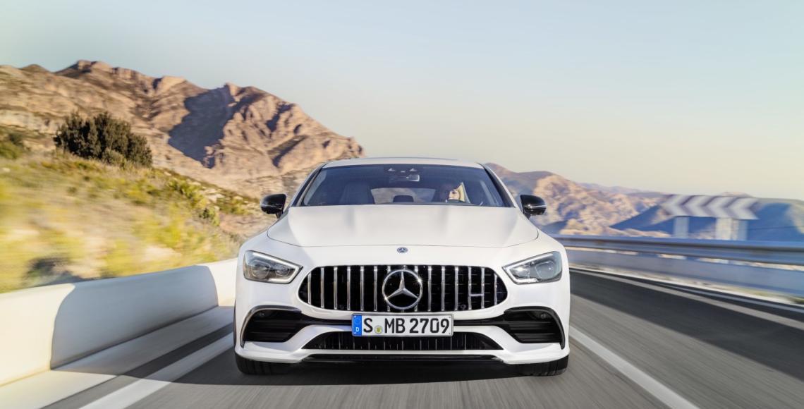 Mercedes-AMG GT 53 4MATIC+ 4-Türer Coupé