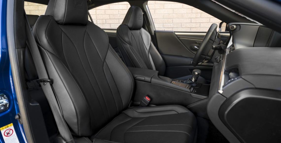 2019 Lexus ES F SPORT_41