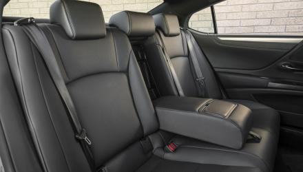 2019 Lexus ES F SPORT_55