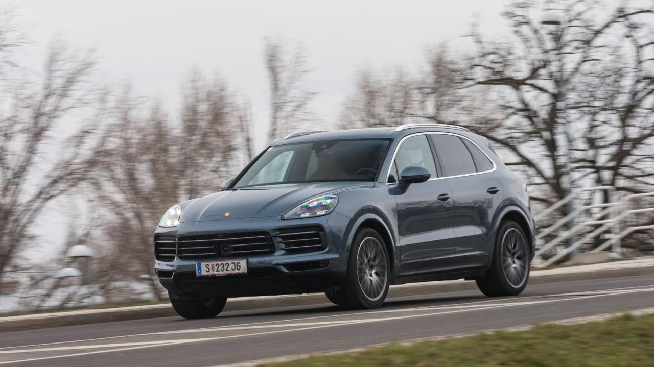 Auf der Straße macht dem Porsche keiner etwas vor: Fahrwerk, Lenkung und Bremsen spielen perfekt zusammen.