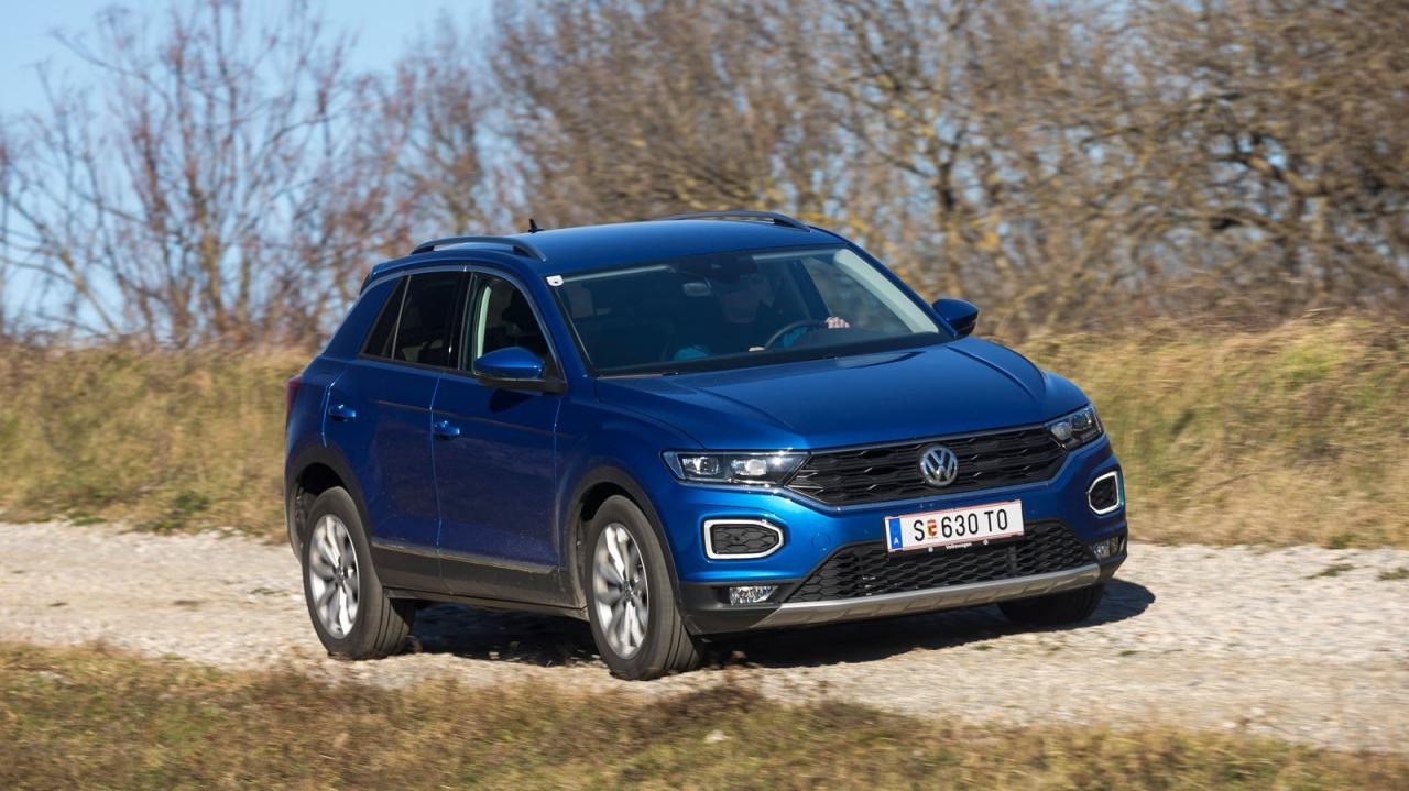 Frischer Wind aus Wolfsburg: Der hübsche Mini-SUV VW T-Roc gibt den neuesten Füller etwaiger Lifestyle-Lücken. Zum großen Test tritt er mit bewährtem Zweiliter-TDI, DSG und Allradantrieb an.