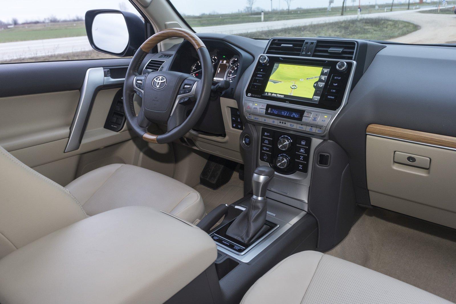 Test Toyota Land Cruiser 28 D 4d President Alles Auto Ii