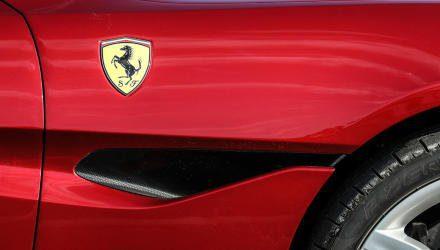 ... verleiht dem Ferrari Portofino auch bei hohem Tempo außergewöhnliche Stabilität.