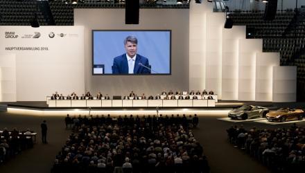BMW AG, Hauptversammlung