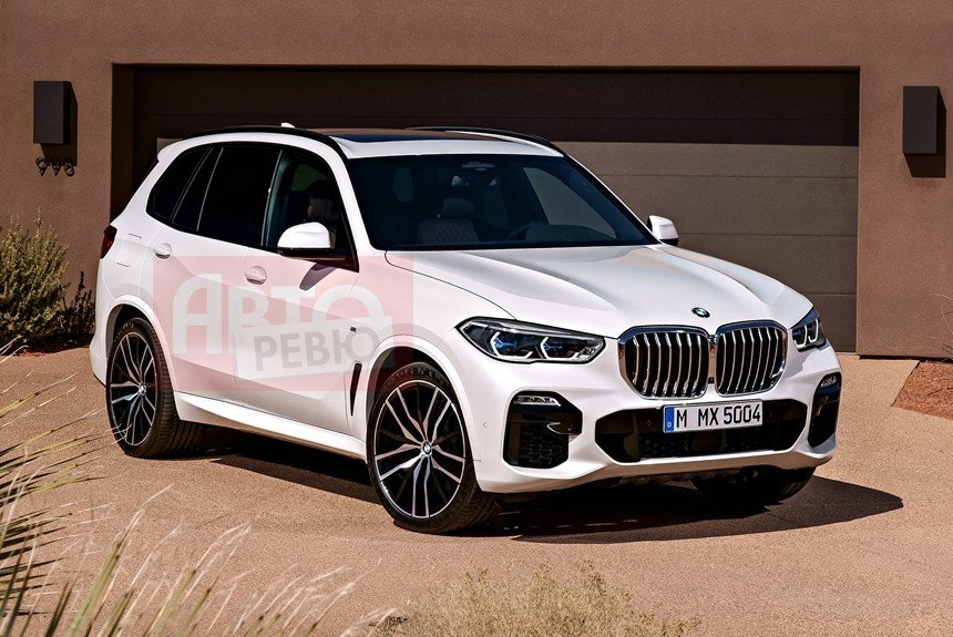 das ist der neue bmw x5 g05 update alles auto. Black Bedroom Furniture Sets. Home Design Ideas