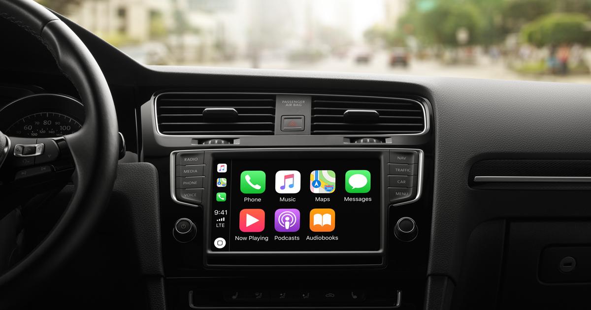 Apple Carplay Unterstutzt Endlich Auch Google Maps Waze Alles Auto