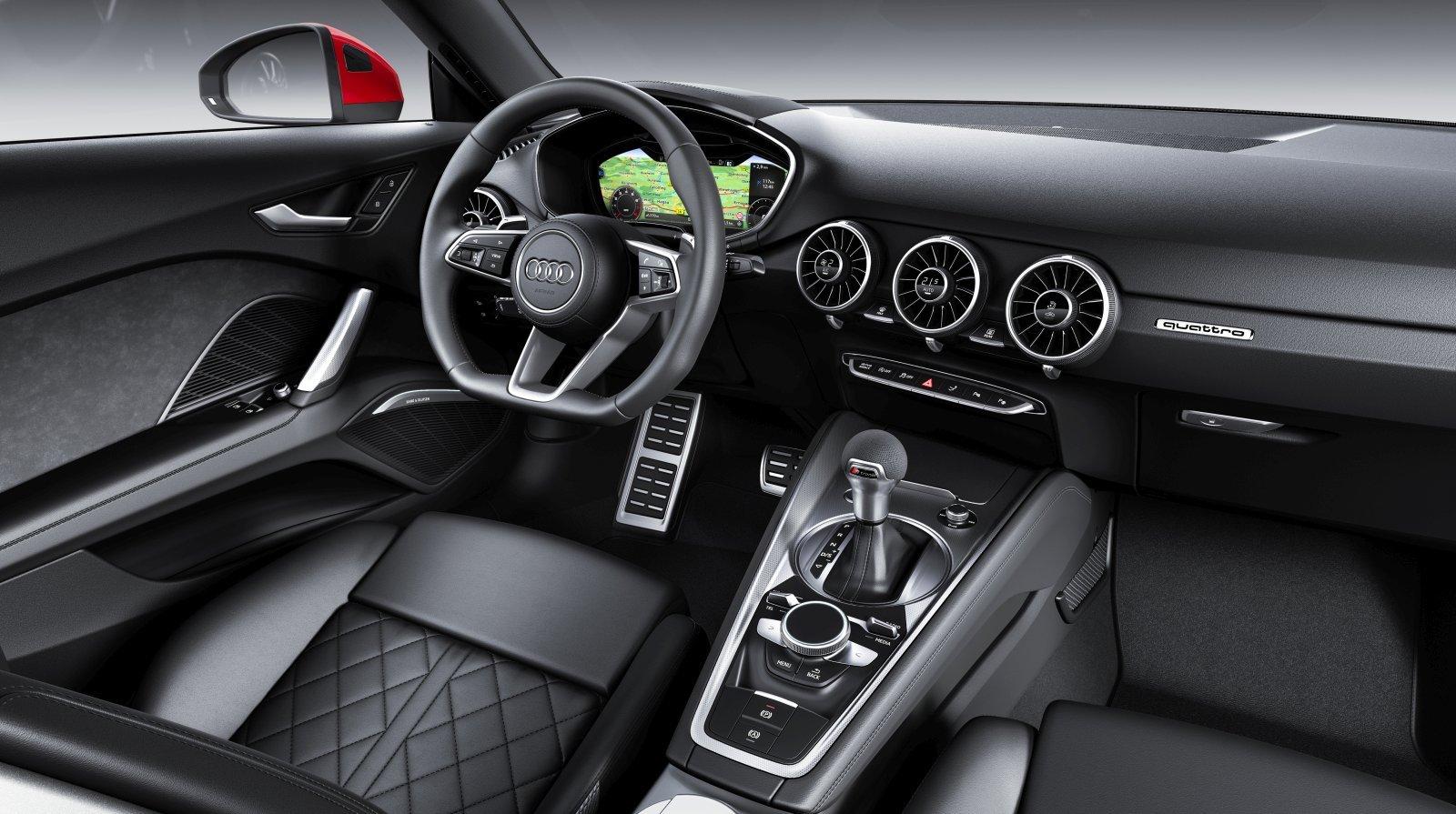 Audi TT 2018: Alle Infos zum Facelift - ALLES AUTO