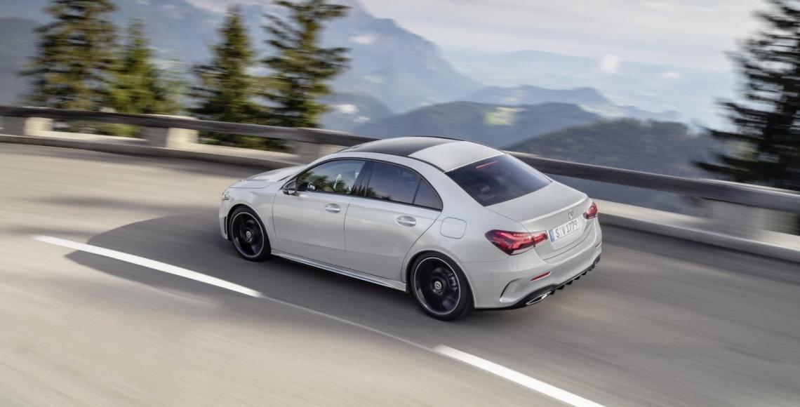 Die neue Mercedes-Benz A-Klasse Limousine-2