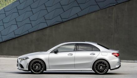 Die neue Mercedes-Benz A-Klasse Limousine-3