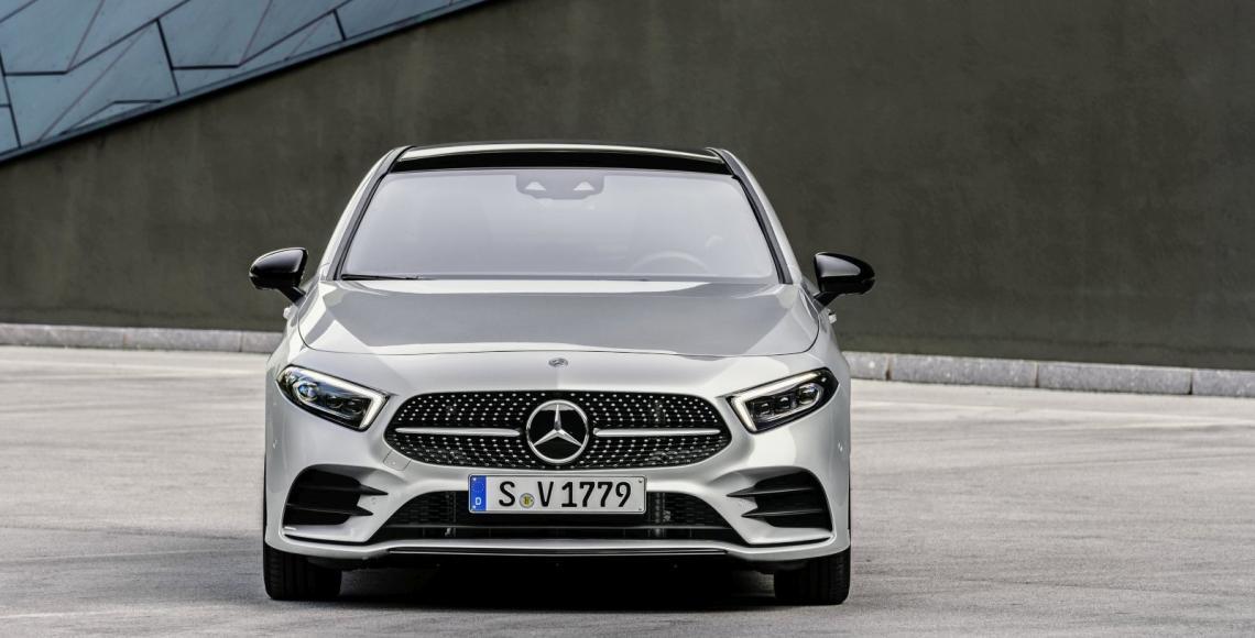 Die neue Mercedes-Benz A-Klasse Limousine-4