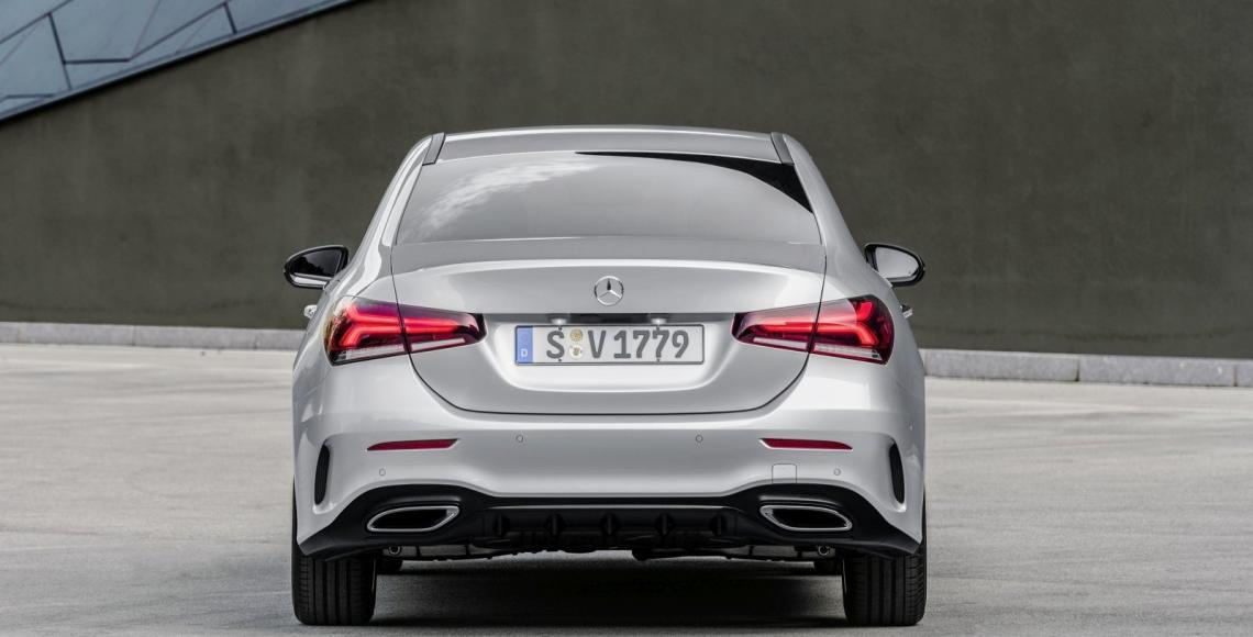 Die neue Mercedes-Benz A-Klasse Limousine-5