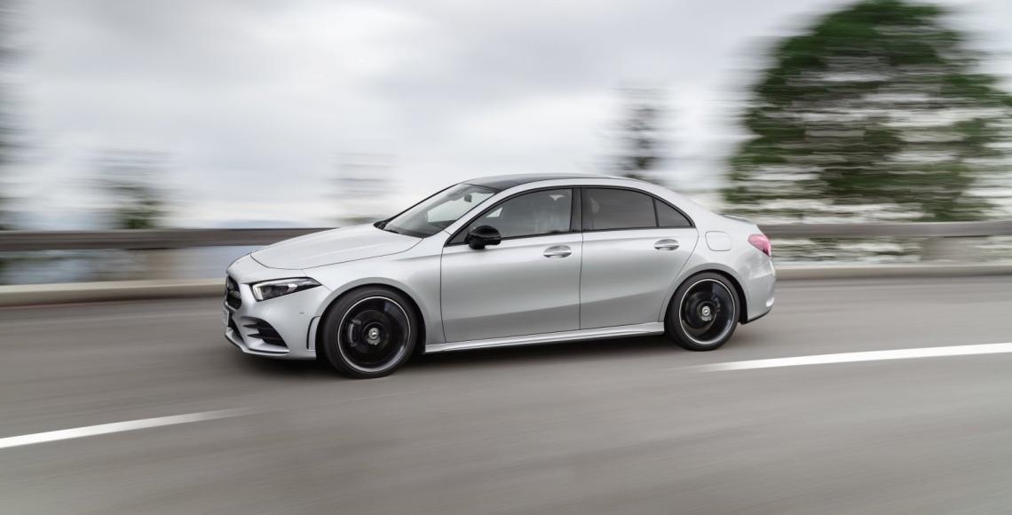Die neue Mercedes-Benz A-Klasse Limousine-6