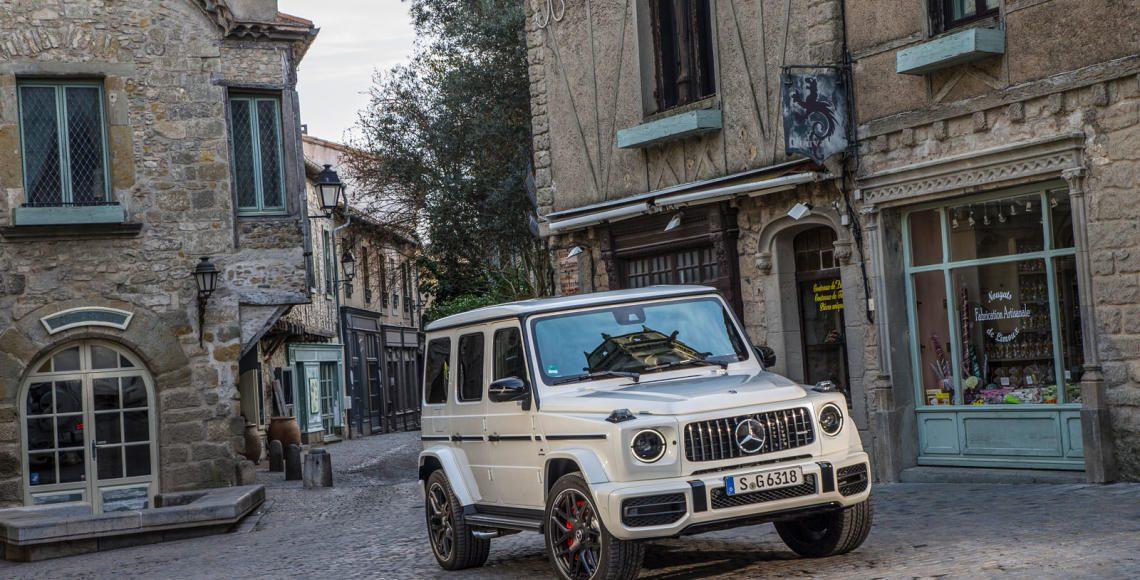 Die neue Mercedes-Benz G-Klasse & der neue Mercedes-AMG G 63 Languedoc-Roussillon 2018//The new Mercedes-Benz G-Class & Mercedes-AMG G 63 Languedoc-Roussillon 2018