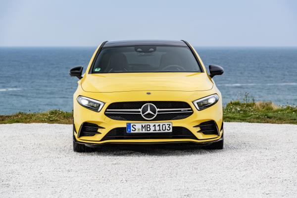 Der neue Mercedes-AMG A 35 4MATIC (1-2