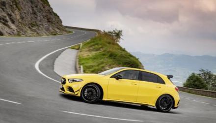 Der neue Mercedes-AMG A 35 4MATIC (1-6