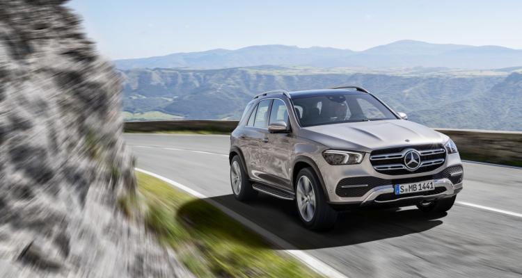 Der neue Mercedes-Benz GLE-1