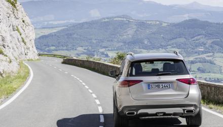 Der neue Mercedes-Benz GLE-2