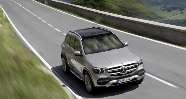 Der neue Mercedes-Benz GLE-3