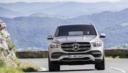 Der neue Mercedes-Benz GLE