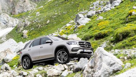 Der neue Mercedes-Benz GLE-6